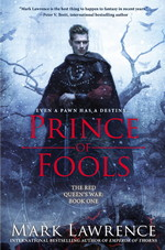 Red Queen's War nr. 1: Prince of Fools (Lawrence, Mark)