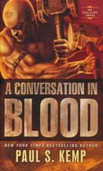 Egil & Nix nr. 3: Conversation in Blood, A - TILBUD (så længe lager haves, der tages forbehold for udsolgte varer) (Kemp, Paul S. )