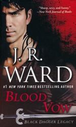 Black Dagger Brotherhood: Black Dagger Legacy nr. 2: Blood Vow (Ward, J.R.)