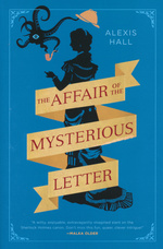 Affair of the Mysterious Letter, The (TPB) (Hall, Alexis)