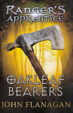 Ranger's Apprentice (TPB) nr. 4: Oakleaf Bearers (Battle for Skandia, The - US titel) (Flanagan, John)