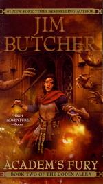 Codex Alera nr. 2: Academ's Fury (Butcher, Jim)