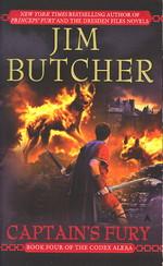 Codex Alera nr. 4: Captain's Fury (Butcher, Jim)