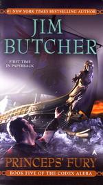 Codex Alera nr. 5: Princep's Fury (Butcher, Jim)