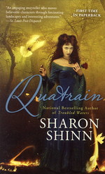 Quatrain - TILBUD (så længe lager haves, der tages forbehold for udsolgte varer) (Shinn, Sharon)