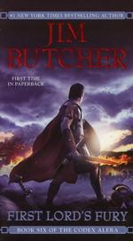Codex Alera nr. 6: First Lord's Fury (Butcher, Jim)