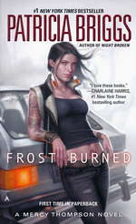 Mercy Thompson nr. 7: Frost Burned (Briggs, Patricia)