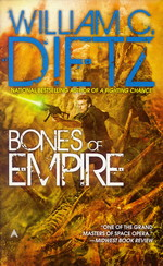 Xenocop nr. 2: Bones of Empire (Dietz, William C.)