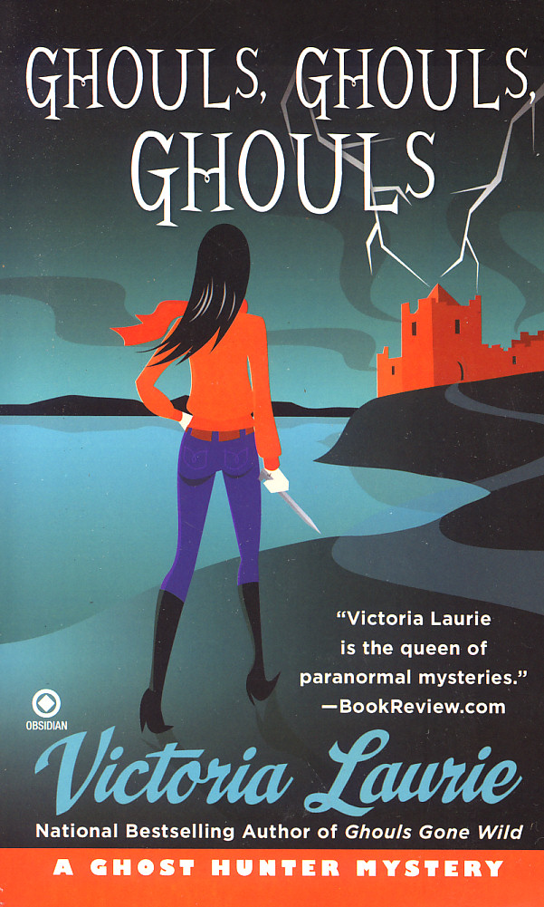 what a ghoul wants laurie victoria