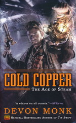 Age of Steam nr. 3: Cold Copper (Monk, Devon)