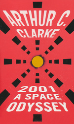 2001 nr. 1: 2001: A Space Odyssey (Clarke, Arthur C)