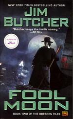 Dresden Files nr. 2: Fool Moon (Butcher, Jim)