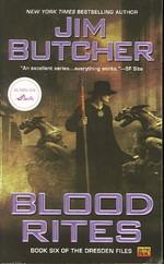 Dresden Files nr. 6: Blood Rites (Butcher, Jim)