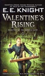 Vampire Earth nr. 4: Valentine's Rising - TILBUD (så længe lager haves, der tages forbehold for udsolgte varer) (Knight, E. E.)