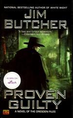 Dresden Files nr. 8: Proven Guilty (Butcher, Jim)