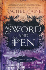 Great Library, The (TPB) nr. 5: Sword and Pen (Caine, Rachel)