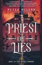 War of the Rose Throne (TPB) nr. 2: Priest of Lies Priest of Lies (McLean, Peter)