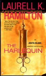 Anita Blake, Vampire Hunter nr. 15: Harlequin, The (Hamilton, Laurell K.)