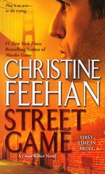 Ghostwalker nr. 8: Street Game - TILBUD (så længe lager haves, der tages forbehold for udsolgte varer) (Feehan, Christine)