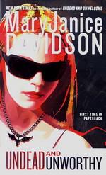 Betsy Taylor nr. 7: Undead and Unworthy  - TILBUD (så længe lager haves, der tages forbehold for udsolgte varer) (Davidson, Mary Janice)
