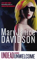 Betsy Taylor nr. 8: Undead and Unwelcome  - TILBUD (så længe lager haves, der tages forbehold for udsolgte varer) (Davidson, Mary Janice)