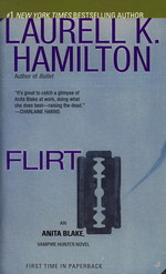 Anita Blake, Vampire Hunter nr. 18: Flirt (Hamilton, Laurell K.)