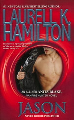 Anita Blake, Vampire Hunter nr. 23: Jason (Hamilton, Laurell K.)