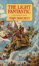 Discworld nr. 2: Light Fantastic, The (Pratchett, Terry)