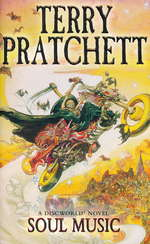 Discworld nr. 16: Soul Music (Pratchett, Terry)