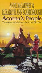 Adventures of the Unicorn Girl nr. 3: Acorna's People - TILBUD (så længe lager haves, der tages forbehold for udsolgte varer) (McCaffrey, Anne)