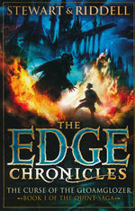 Edge Chronicles, The: The Quint Saga (TPB) nr. 1: Curse of the Gloamglozer, The (Stewart, Paul & Riddell, Chris)