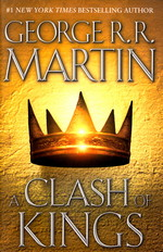 Song of Ice and Fire, A (HC) nr. 2: Clash of Kings, A - LAGERFØRES IKKE MEN KAN BESTILLES HJEM (Martin, George R.R.)