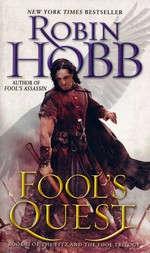 Fitz and the Fool Trilogy, The nr. 2: Fool's Quest (Hobb, Robin)