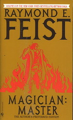 Riftwar Saga, The nr. 2: Magician: Master (Feist, Raymond E.)