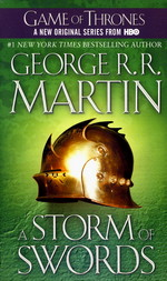 Song of Ice and Fire, A nr. 3: Storm of Swords, A (Martin, George R.R.)