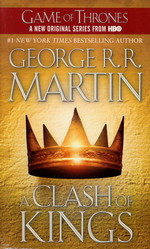 Song of Ice and Fire, A nr. 2: Clash of Kings, A (Martin, George R.R.)