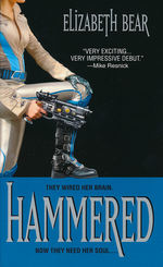 Jenny Casey nr. 1: Hammered (Bear, Elizabeth)