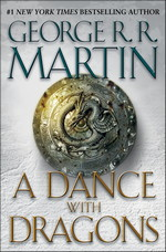 Song of Ice and Fire, A (HC) nr. 5: Dance With Dragons, A - LAGERFØRES IKKE MEN KAN BESTILLES HJEM (Martin, George R.R.)