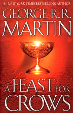 Song of Ice and Fire, A (HC) nr. 4: Feast for Crows, A - LAGERFØRES IKKE MEN KAN BESTILLES HJEM (Martin, George R.R.)