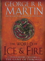 Song of Ice and Fire, A (HC)World of Ice and Fire, The (m. Elio M. Garcia, Jr. Og Linda Antonsson) (Martin, George R.R.)