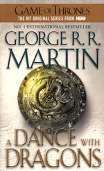 Song of Ice and Fire, A nr. 5: Dance With Dragons, A (Martin, George R.R.)