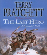 Discworld (TPB) nr. 27: Last Hero, The (ill. Af Paul Kirby) (Pratchett, Terry)