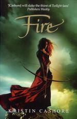 Graceling Realm (TPB) nr. 2: Fire (Cashore, Kristin)