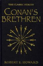 Conan's Brethren (TPB) - TILBUD (så længe lager haves, der tages forbehold for udsolgte varer) (Howard, Robert E.)