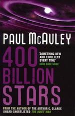 400 Billion Stars (TPB) - TILBUD (så længe lager haves, der tages forbehold for udsolgte varer) (McAuley, Paul J.)