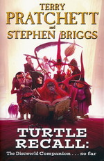 Discworld (TPB)Turtle Recall: The Discworld Companion . . . So Far (Pratchett, Terry)