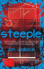 Kenstibec (TPB) nr. 2: Steeple - TILBUD (så længe lager haves, der tages forbehold for udsolgte varer) (Wallace, Jon)