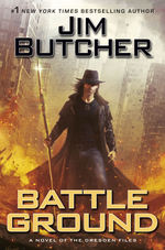 Dresden Files (HC) nr. 17: Battle Ground (Butcher, Jim)