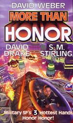 Honor HarringtonWorlds of Honor vol. 1: More Than Honor (Weber, David)