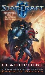 Starcraft II: Flashpoint (af Christie Golden) (Star Craft)